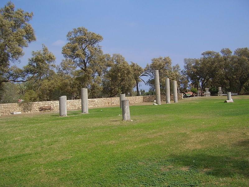 Ashkelon_National_Park